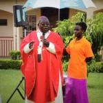 Rede des Erzbischofes Paul Bakyenga