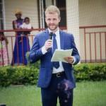 Rede von Michael im Namen der Ugandahilfe